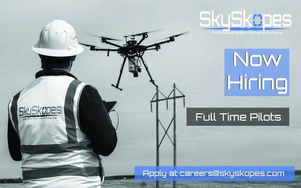 skyskopes, drone operators, drone pilots, pilots, commercial drone, part 107, drones, drone, uas, uav, suas, suas news