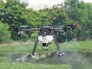 India's Marut Dronetech develops drones for spraying disinfectants for COVID-19