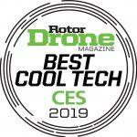 ces, consumer electronic show, drones, drone, uas, uav, suas, tech, technology, rotor drone magazine, rotordrone
