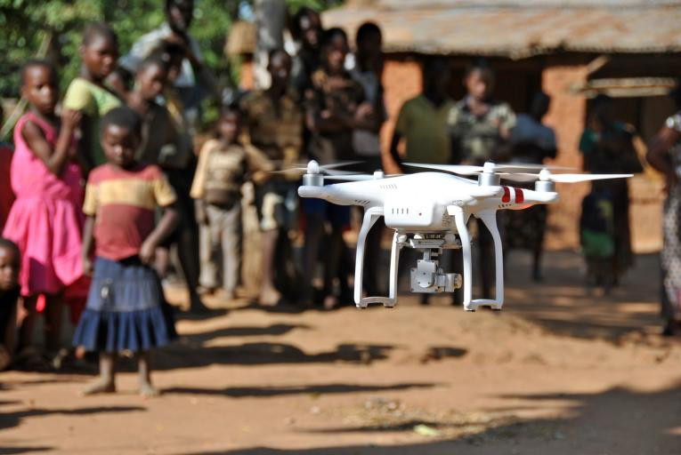 unicef, drones, drone, uas, uav, suas, drone academy, africa, drone services