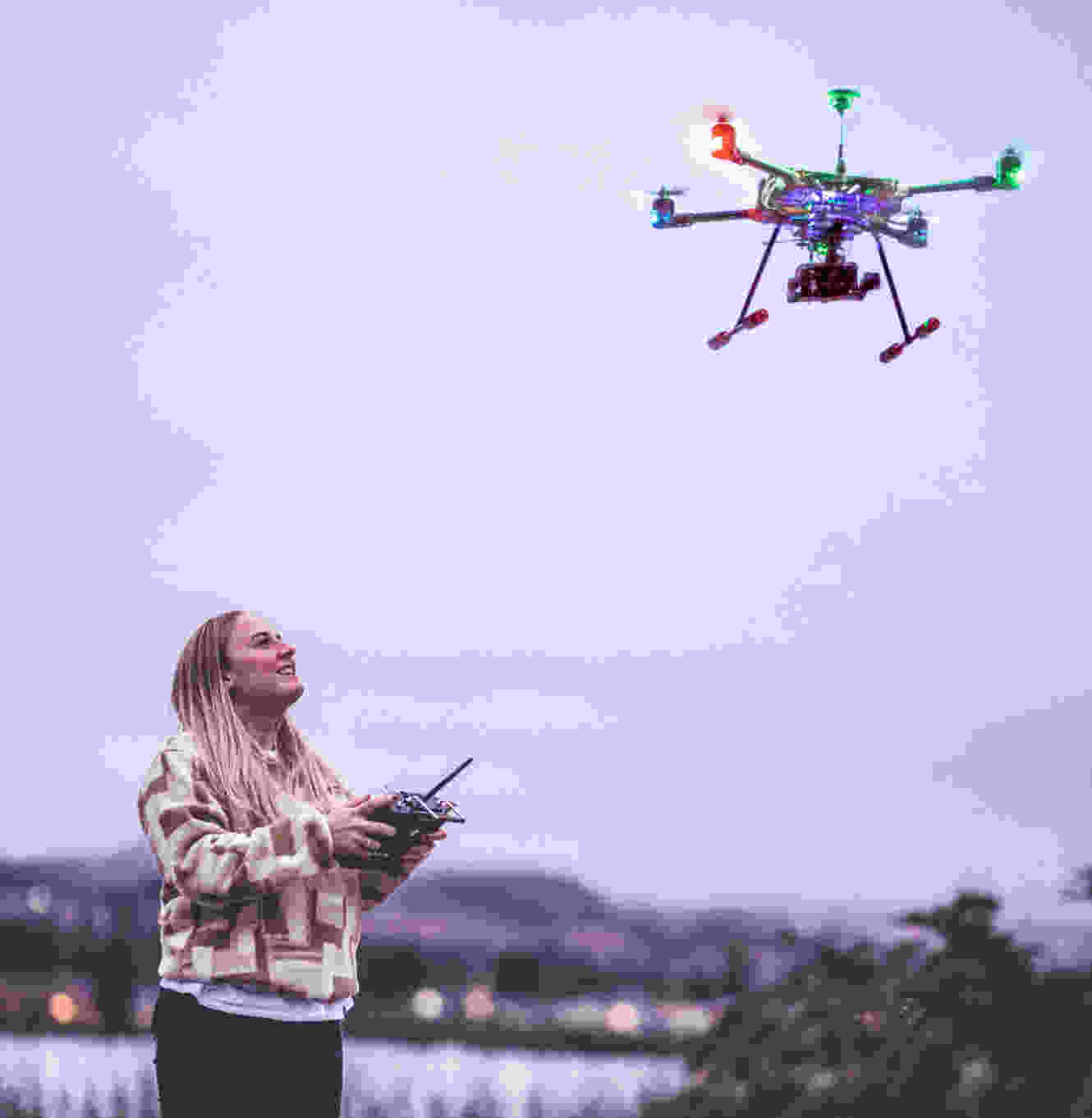 drones, drone, drone pilot, commercial drone, inspired flight