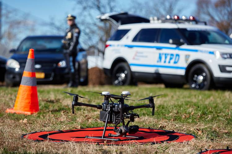 nypd, npyd drones, new york, drones, drone, uas, uav, suas, police, police drone, fourth of july, july 4th, independence day, fire works