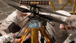 nasa, mars mission, nasa helicopter, nasa drone, JPL, drones, drone, uas, uav, suas, uas weekly