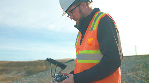 dji, drones, drone, uas, uav, suas, drone inspection, drone survey, commercial drone