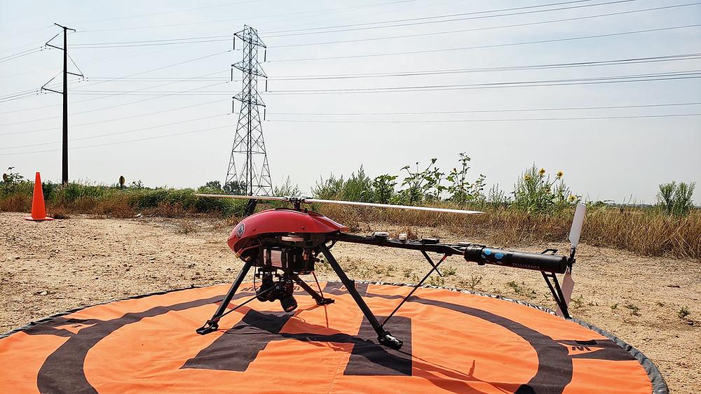 xcel energy, drones, drone, uas, uav, suas, commercial drone, drone inspection, drone survey