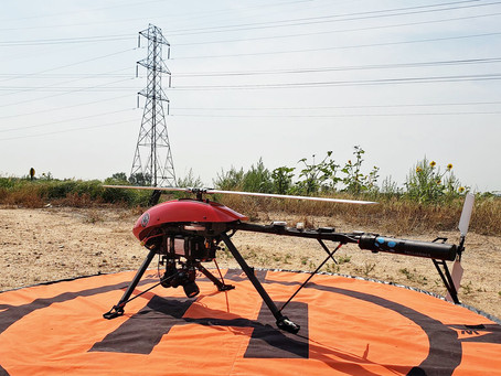 Xcel Energy uses drones to inspect power lines in eight states