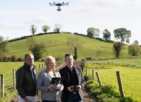 Drones set to help Irish farmers practise 'precision agriculture'