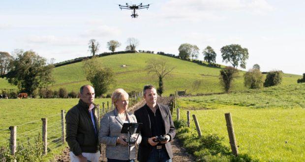 agriculture, agriculture drone, agriculture tech, irish, ireland, drones, drone, uas, uav, suas, commercial drone, drone tech, drone technology