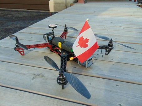 Canada implements new drone laws – minimum age to fly UAVs is 14!