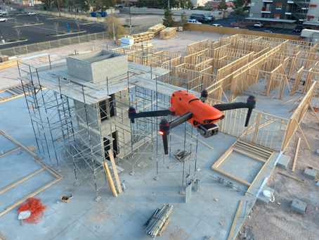The Right Drone for Construction Sites