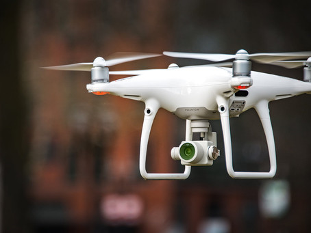 What Encourages India to Lead the World of Drones?