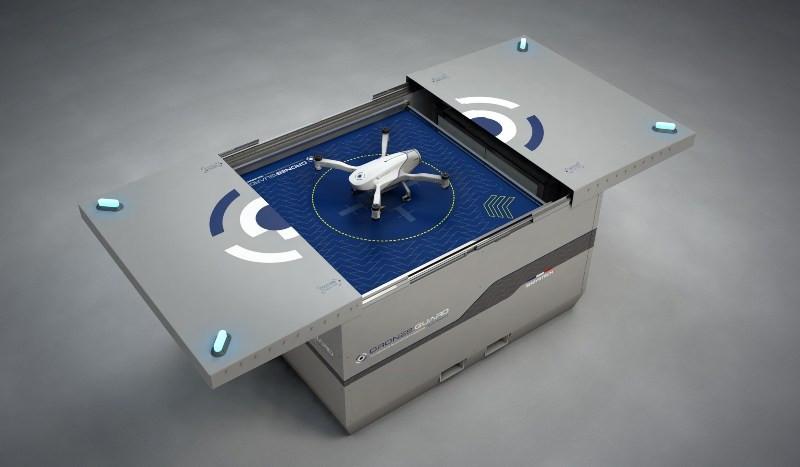 azur drones, skeyetech, skeyetech system, french dgac, dgac, directorate general for civil aviation, drones, drone, uas, uav, suas
