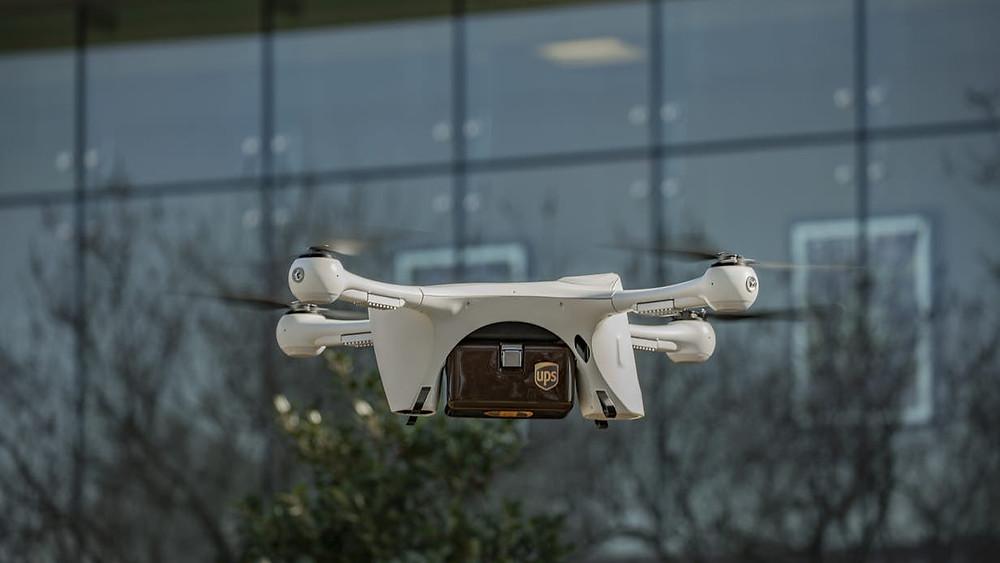 UPS, Matternet, Matternet M2, Matternet M2 Drone, drone delivery, medical delivery, medical drone, medical drone delivery, drones, drone, uas, uav, suas, new atlas