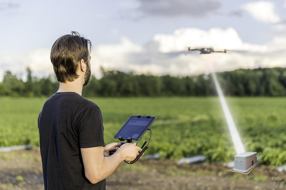 drone charging, wireless drone charging, wireless charging, drones, drone, wetalkuav