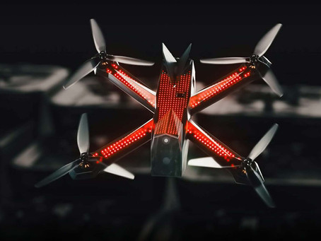 You Can Get Your Hands on This Professional Racing Drone, If You Think You Can Fly It