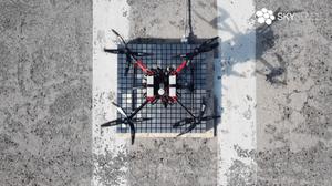 skysense, outdoor charging pad, drones, drone, uas, uav, suas, drone tech, drone technology