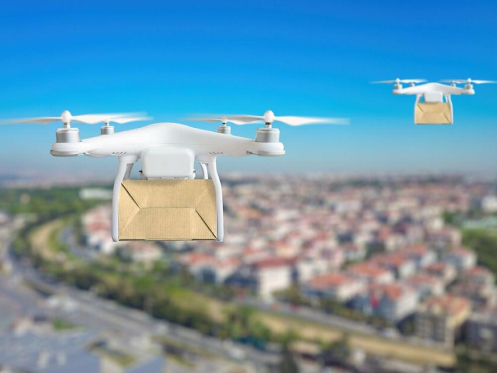 delhivery, delhivery drone delivery, drone delivery, commercial drone delivery, drones, drone, uas, uav, suas, drone tech, drone technology