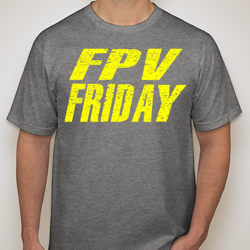FPV Friday Short Sleeve T-Shirt