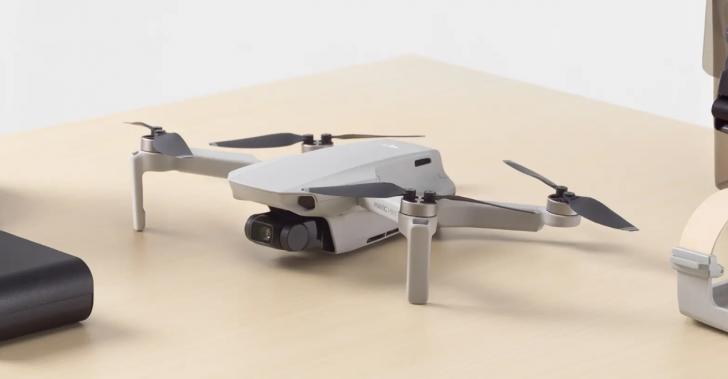 dji mavic mini, mavic mini, dji, drones, drone, uas, uav, suas, recreational drone, drone tech, drone technology
