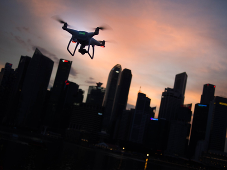 ID Requirements For Drones Coming Soon