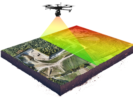 Drone photogrammetry vs. LIDAR: what sensor to choose for a given application