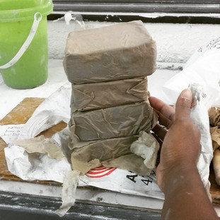 Clay molds