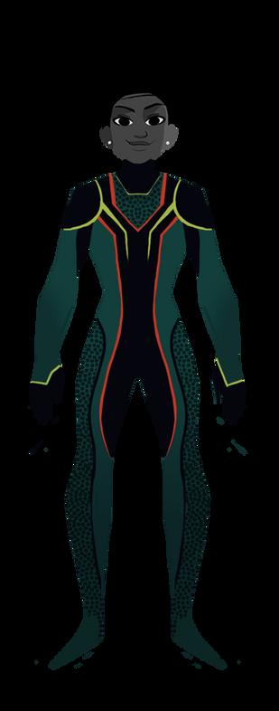 Super-Suit concept