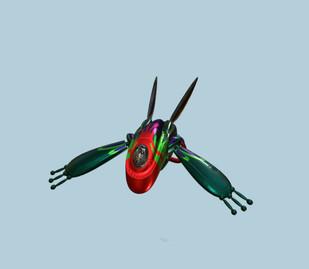 Jungle Drone