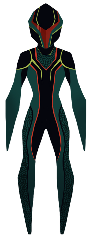 Mantis suit_Concept 3