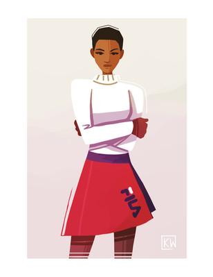 Fila Girl