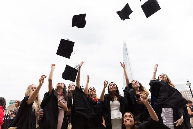 Istituto Marangoni Graduation Ceremony 2018