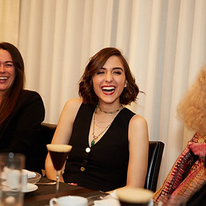 Long Winded Lady Presents: Dinner with Quinn Shephard