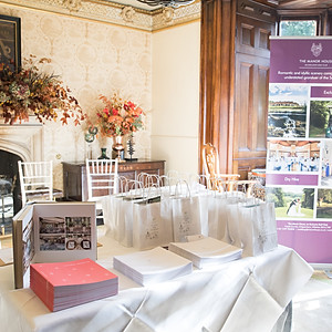 Castle Combe Manor House Wedding Fair