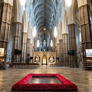 2BUK Westminster Abbey
