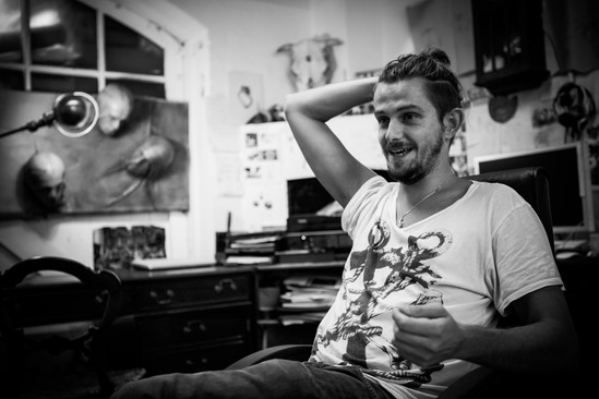 Tomasz Donocik - Jewellery Designer & Ma