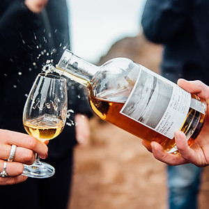 BBR Arthur's Seat Whisky Launch