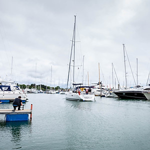 2BUK Lymington Yacht Haven