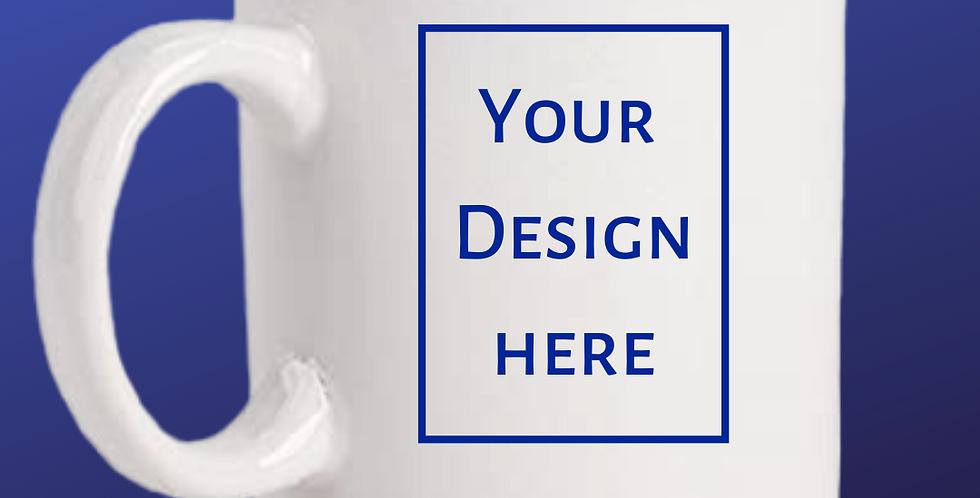Printed Promotional Customized Coffee Mugs