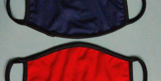 Double Layer Reusable Cloth Face Mask