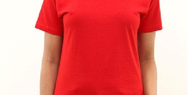 Women's Premium Biowash Cotton Round Neck T-Shirts