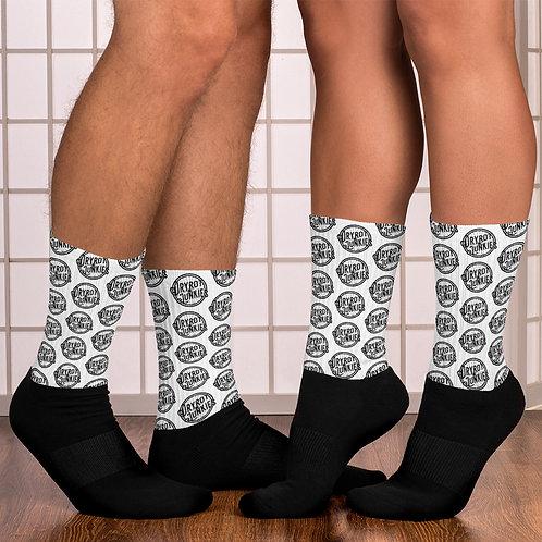 Socks - Dryrot Junkie White Walls