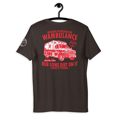 Short-Sleeve Unisex T-Shirt - WAMBULANCE 2020