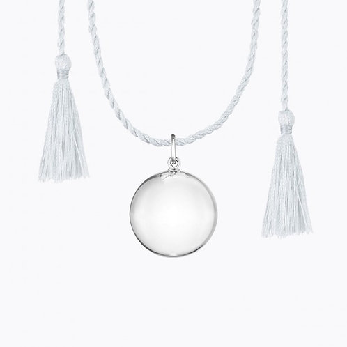 JOY MATERNITY NECKLACE SILVER PLATED