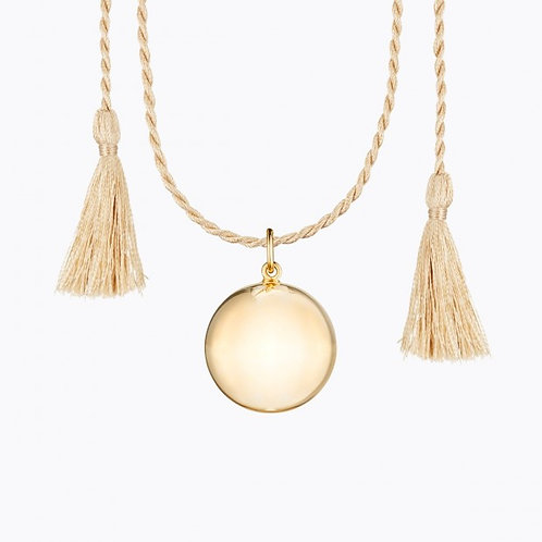 JOY MATERNITY NECKLACE YELLOW GOLD PLATED