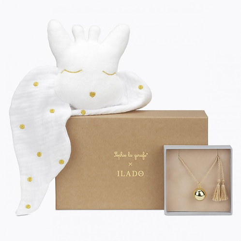 MOTHER-BABY BONDING BOX: ILADO X SOPHIE LA GIRAFE
