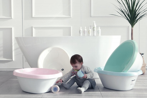 Sobble - Baby Cushion Bath Tub (柔軟保溫浴盆)
