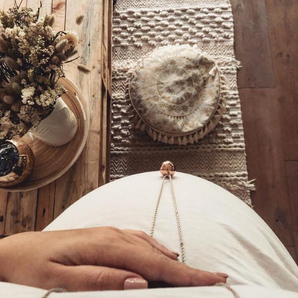 Positive Living + Meditation Tips for Pregnancy & Beyond
