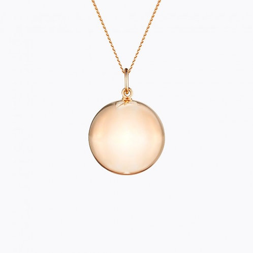 HARMONY MATERNITY NECKLACE ROSE GOLD PLATED
