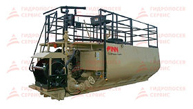Гидросеялка FINN Т330