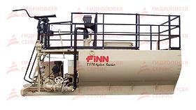 Гидросеялка FINN Т170